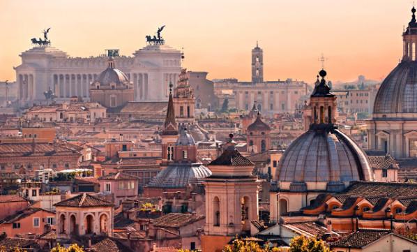 Le cinque Terrazze panoramiche più suggestive di Roma – Casa Almada