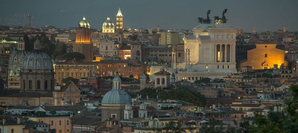 The Five Best Panoramic Terraces Of Rome Casa Almada