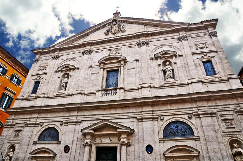 Roma alla scoperta delle cinque chiese pi belle e meno for Casa di architettura gotica