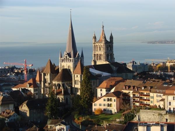 Via Francigena Francia-Svizzera